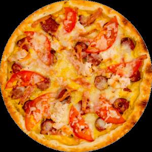 """пицца """"лакомка"""""""