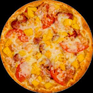 """пицца """"мульти-пульти"""""""